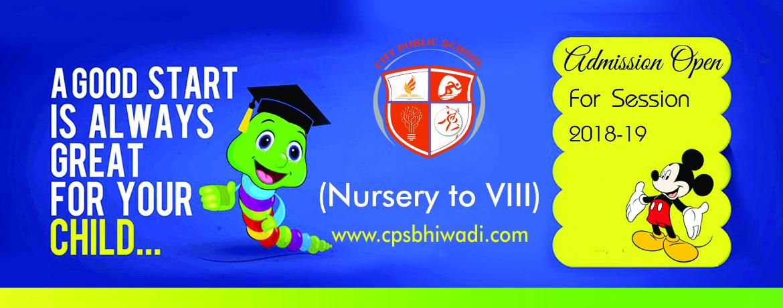 Best Preschool, Nursery School, Primary Middle School in Bhiwadi - CPS Bhiwadi